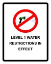 Water Restrictions in Joburg